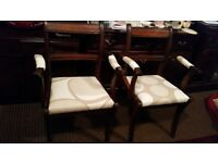 TWO CHAIRS. V.GOOD CONDITION