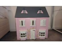 Dolls house in perfect condition with furniture included