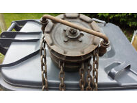BLOCK&TACKLE/ENGINE HOIST