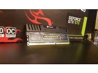 CORSAIR VENGEANCE 8GB 1600MHz DDR3 Memory Module