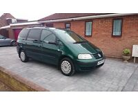 2003 VW Sharan 1.9 tdi Auto, Excellent car, great history, SPARES OR REPAIR NEEDS TURBO