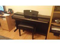 Yamaha Clavinova piano Polished ebony CLP320