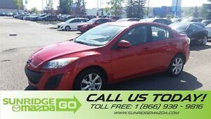 2011 Mazda MAZDA3 GS MT Bluetooth, A/C, ONLY 79395 KMS!!!