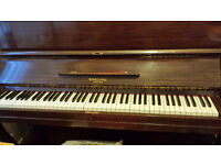 Upright Piano - Wimbourne of London