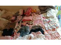 Girls clothing bundle 1-2yers