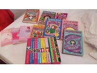 Jacqueline Wilson girls books