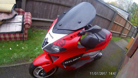 ((Accepting Offers)) Gilera Nexus 500 A2 not T max, Suzuki Burgman, C600, Majesty