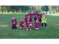 Edinburgh United Kids Football - new players welcome