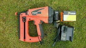 Paslode im 65 lithium ion straight finishing nailgun