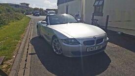 BMW Z4 2.5ltr MSport