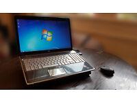 HP HDX16 premium series laptop