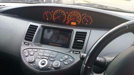 Nissan Primera hatchback,spacious reliable family car