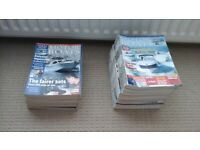 MOTOR BOATS MONTHLY MAGAZINES