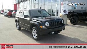2014 Jeep Patriot 4WD 4dr North