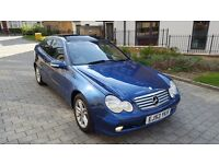 2004 Mercedes C220 CDI Coupe Panoramic