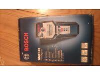 GMS 120 Professional Digital Multi Scanner