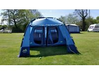 Khyam Wayfarer 4 Person Family Tent - all items sold