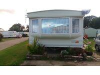 pemberton soverign disabled adapted 2 bedroomed caravan for sale