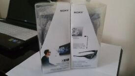 Sony TDG-BR250 3D Active Shutter Glasses