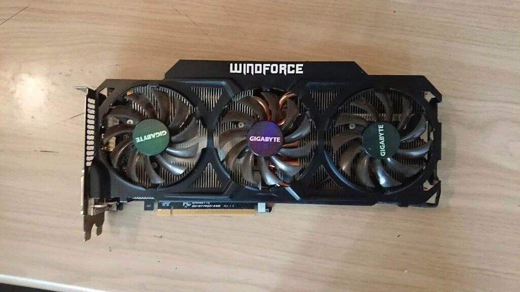 MSI WINDFORCE GeForce GTX 770 4GB OC VERSION