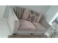 Annalise 4 seaters and 2 Seater Sofa For Sale