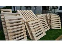 Pallets for sale £1