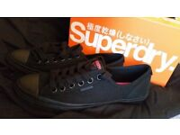 Superdry Trainers size 8