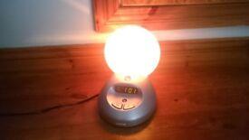 LUMIE Bodyclock Sunray 100 alarm clock