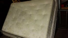 2 double mattresses £20 each