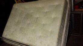 2 double mattresses £20 each