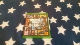 GTA5 Xbox one game