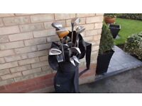 Right hand golf clubs for sale