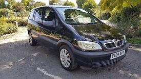 Vauxhall Zafira 2.0 DTi 16v Life 5dr. MANUAL/DIESEL