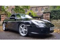 2004 PORSCHE BOXSTER 2.7 ONLY 81800 MILES 2 FORMER KEEPERS LOTS OF INVOICES STUNNING CONDITION