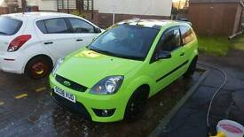Ford Fiesta Zetec S Celebration 1.6 (56,009 and 12 Month MOT)