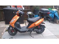 scooter SYM JET 100 - EURO X