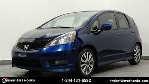 2013 Honda Fit Sport bluetooth mags