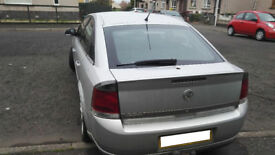 Vauxhall Vectra, 2006 year