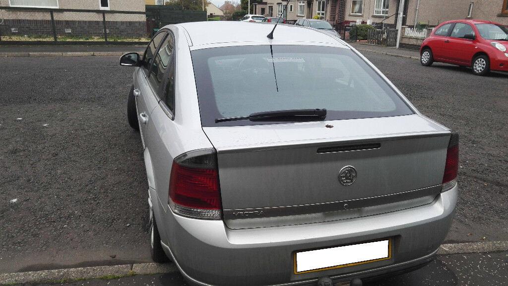 Vauxhall Vectra, 2006 year