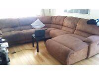 Massive sofa