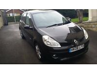 Renault Clio 08/ 2008 Dynamique 1.2 S TCE 3dr STUNNING CONDITION THROUGHOUT IDEAL FIRST CAR