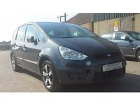 **FOR BREAKING** FORD S-MAX (2009).