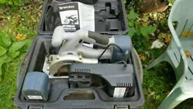 Wickes Cordless skill Saw 18V