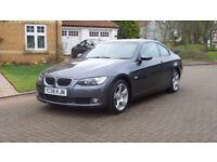 BMW 3 SERIES 2.0 320D SE 2d AUTO 175 BHP PARKING SENSORS, SERVICE RECORD AUTOMATIC