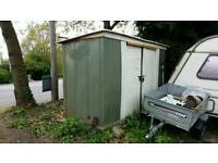 Shed available just 35 pounds to clear