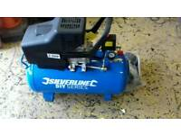 Silverline compressor diy series 50ltra