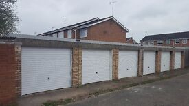 Lock up Garages Available - Eastfield Close, Stratford upon Avon CV37 0DL