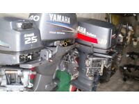 ** WANTED ** inboard or outboard projects wanted for a student