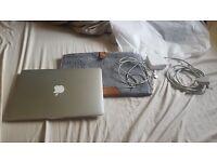 Macbook Pro, 13inch, Mid-2014 Retina display (upgraded - 2.8GHz + 256GB) + case
