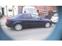 FORD MONDEO 2.0 GHIA X... 51 PLATE,TINTED,ALL ELECTRIC AND LEATHER